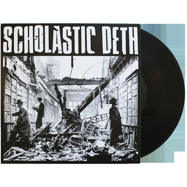Scholastic Deth: Bookstore Core, 2000-2002 Vinyl LP thumb
