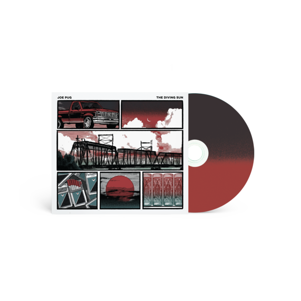 [PRE-ORDER] Joe Pug: The Diving Sun CD (Ships week of Mar. 19th, 2021) thumb