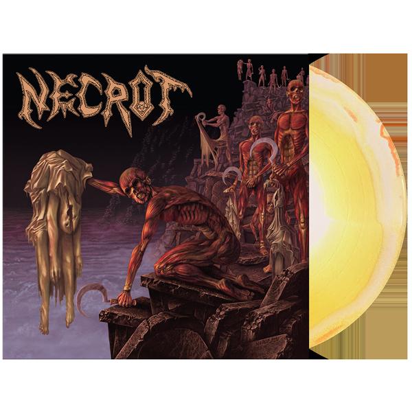 Necrot: Mortal Vinyl LP thumb
