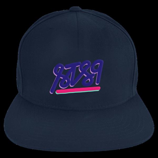 STS9 Snapback Hat (Navy) thumb