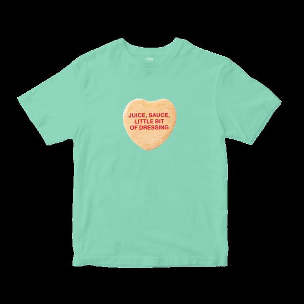Sweet Heart Tee (Mint Green) thumb