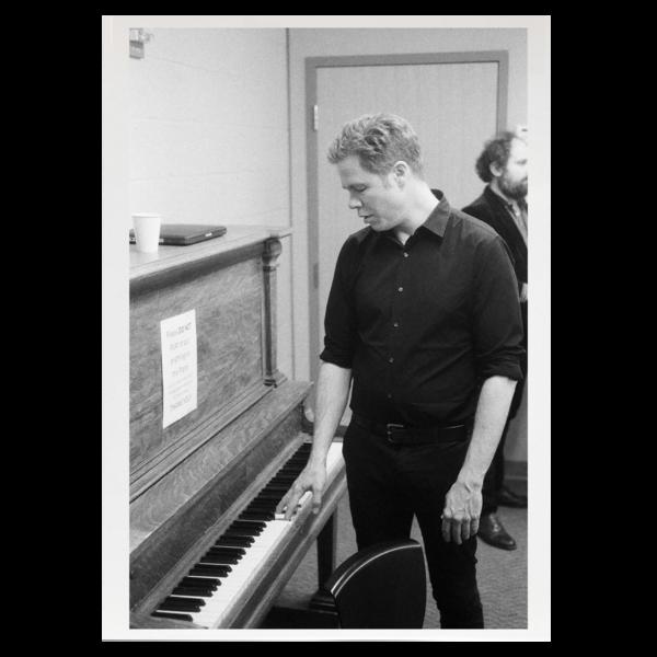 Print #3: Josh at the Piano thumb