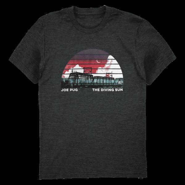 Joe Pug: The Diving Sun T-Shirt thumb