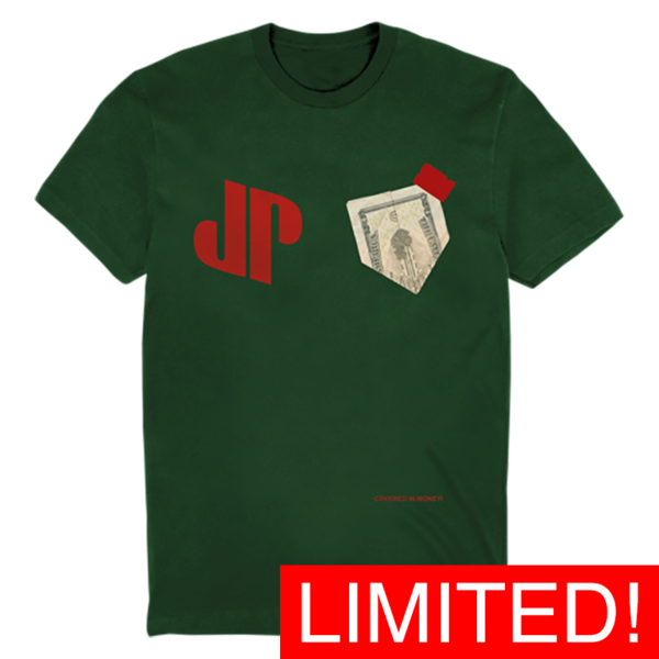[PRE-ORDER] COVERED IN MONEY! Plane Tee (Ships week of Mar. 5th, 2021) thumb