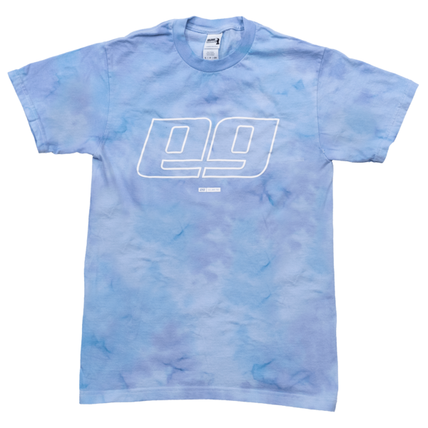 EVAN GIIA: Stay Up Tie-Dye Tee thumb