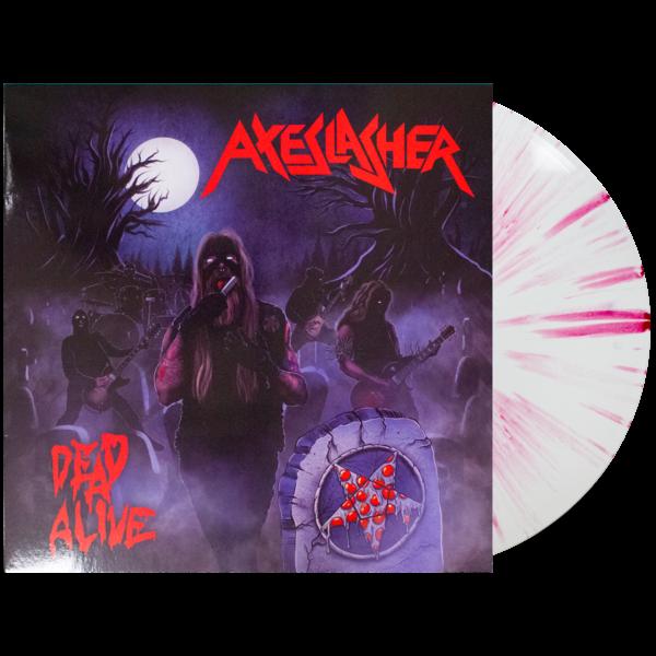 Axeslasher: Dead Alive Vinyl LP thumb