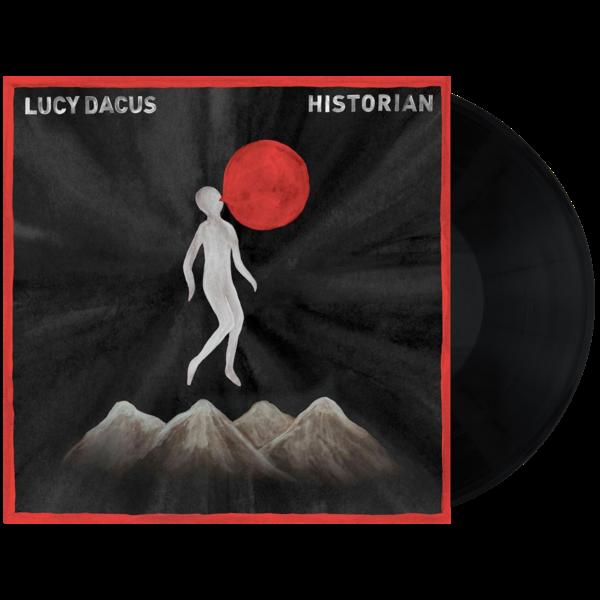 Lucy Dacus: Historian Vinyl LP thumb