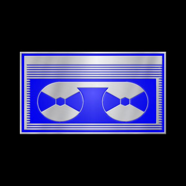 [PRE-ORDER] Home Video Enamel Pin (Ships week of Jun. 25th, 2021) thumb