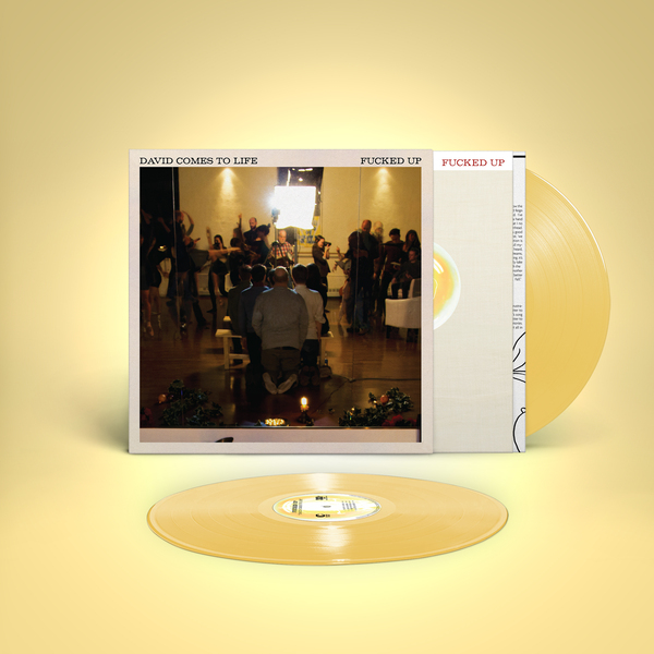 [PRE-ORDER] David Comes to Life Vinyl 2xLP Repress  (Ships week of Dec. 10th, 2021) thumb
