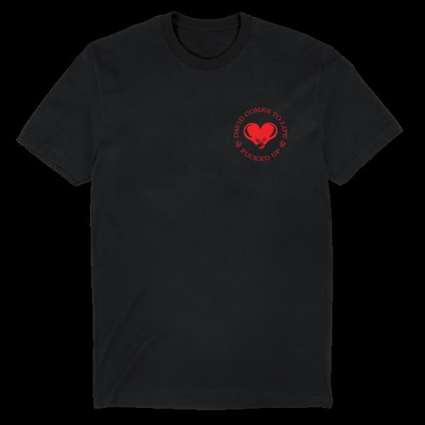 [PRE-ORDER] David Comes To Life T-Shirt (Ships week of Jul. 9th, 2021) thumb