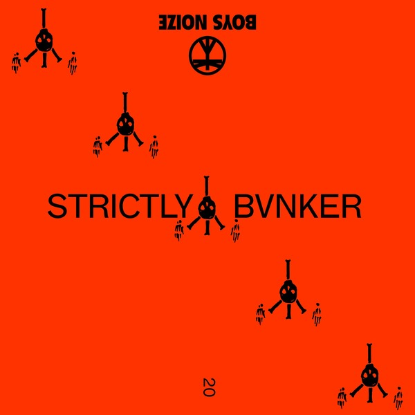 [DIGITAL] Boys Noize: Strictly Bvnker Download thumb