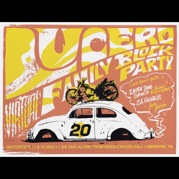 Lucero 2020 Virtual Block Party (September 11 + 12) thumb