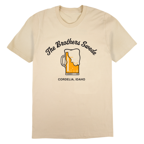 [PRE-ORDER] The Brothers Swede Tee (Ships week of Sep. 7th, 2021) thumb