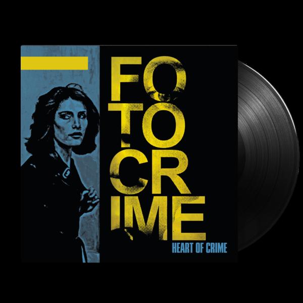[PRE-ORDER] Fotocrime: Heart Of Crime Vinyl LP (Ships week of Aug. 27th, 2021) thumb