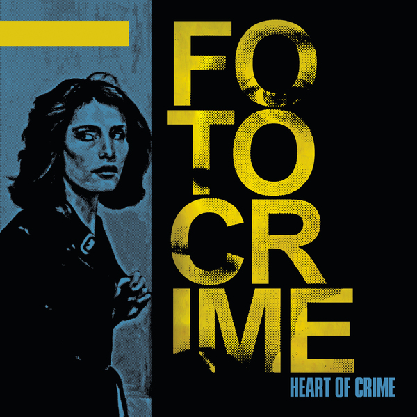 [PRE-ORDER] Fotocrime: Heart Of Crime CD (Ships week of Aug. 27th, 2021) thumb