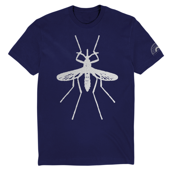 [PRE-ORDER] Mosquito (Navy) T-Shirt (Ships week of Aug. 27th, 2021) thumb