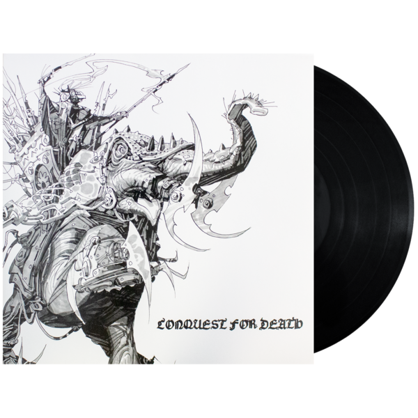 Conquest For Death: A Maelstrom of Resentment & Remorse LP  thumb