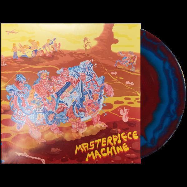 Masterpiece Machine: S/T Vinyl 12