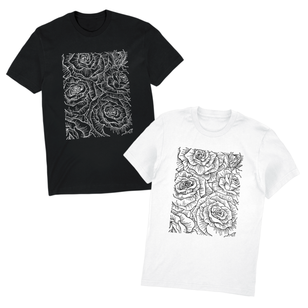 [PRE-ORDER] Ceremony Floral Tee Bundle (Ships week of Aug. 27th, 2021) thumb