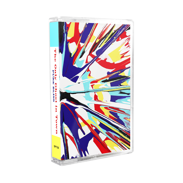 [PRE-ORDER] The Only Ghost in Town: Pure Bliss Cassette (Ships week of Oct. 29th, 2021) thumb