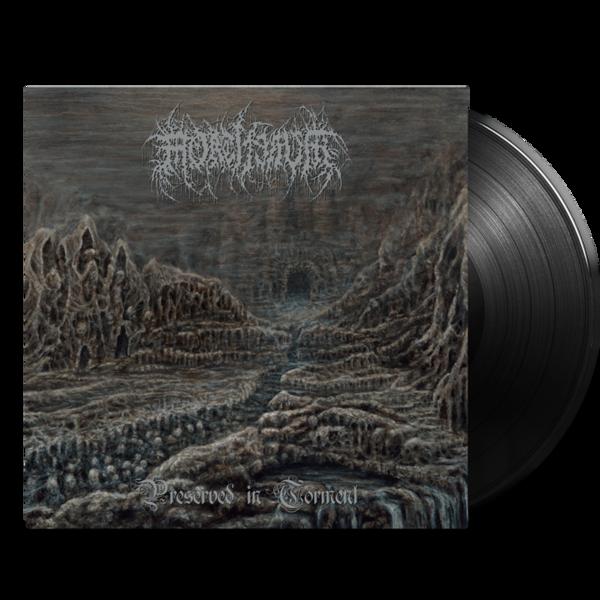 [PRE-ORDER] Mortiferum: Preserved In Torment Vinyl LP (Ships week of Nov. 5th, 2021) thumb