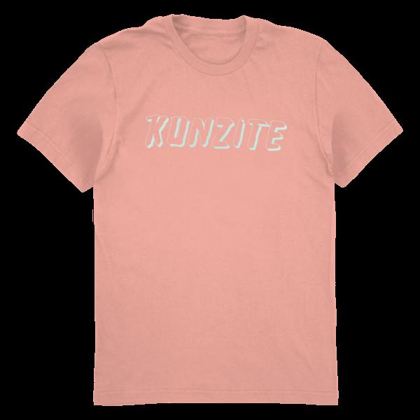 Kunzite Text Tee (Desert Pink)  thumb