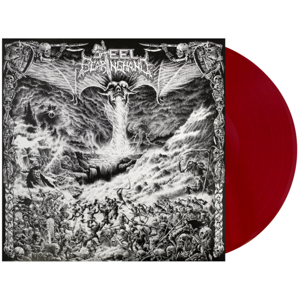 Steel Bearing Hand: Slay In Hell Vinyl LP thumb