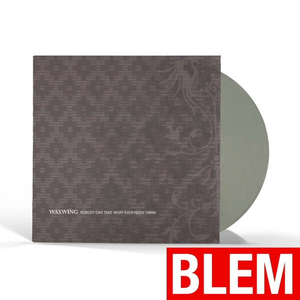 [BLEM] Waxwing: Nobody Can Take What Everybody Owns Vinyl LP  thumb
