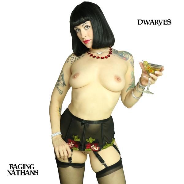 "Dwarves/Raging Nathans Split 7""  thumb"
