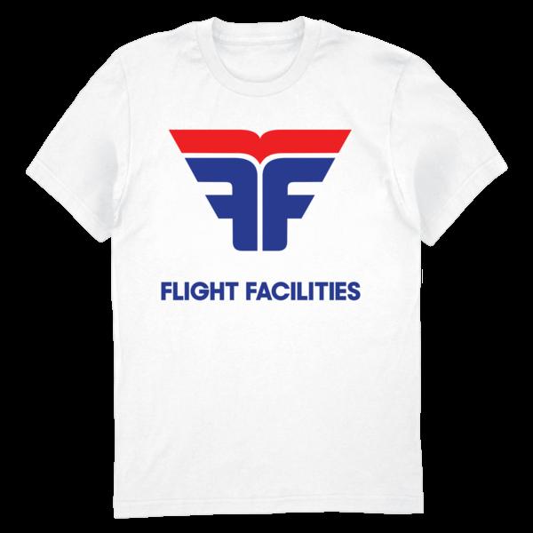 [PRE-ORDER] FF Logo / White T-shirt  (Ships week of Nov. 24th, 2021) thumb