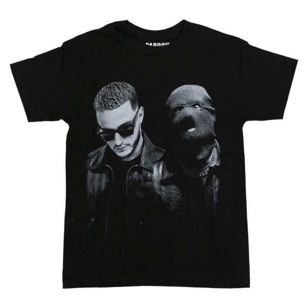DJ Snake x Malaa B2B USA Tour T-Shirt thumb