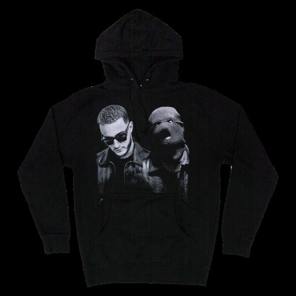 DJ Snake x Malaa B2B USA Tour Hoodie thumb