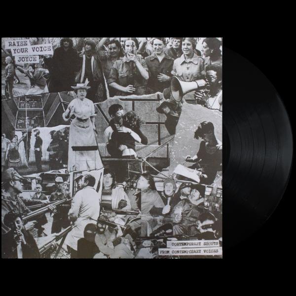 Raise Your Voice Joyce Vinyl LP thumb