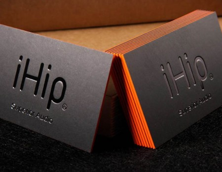 48pt ultra thick business card
