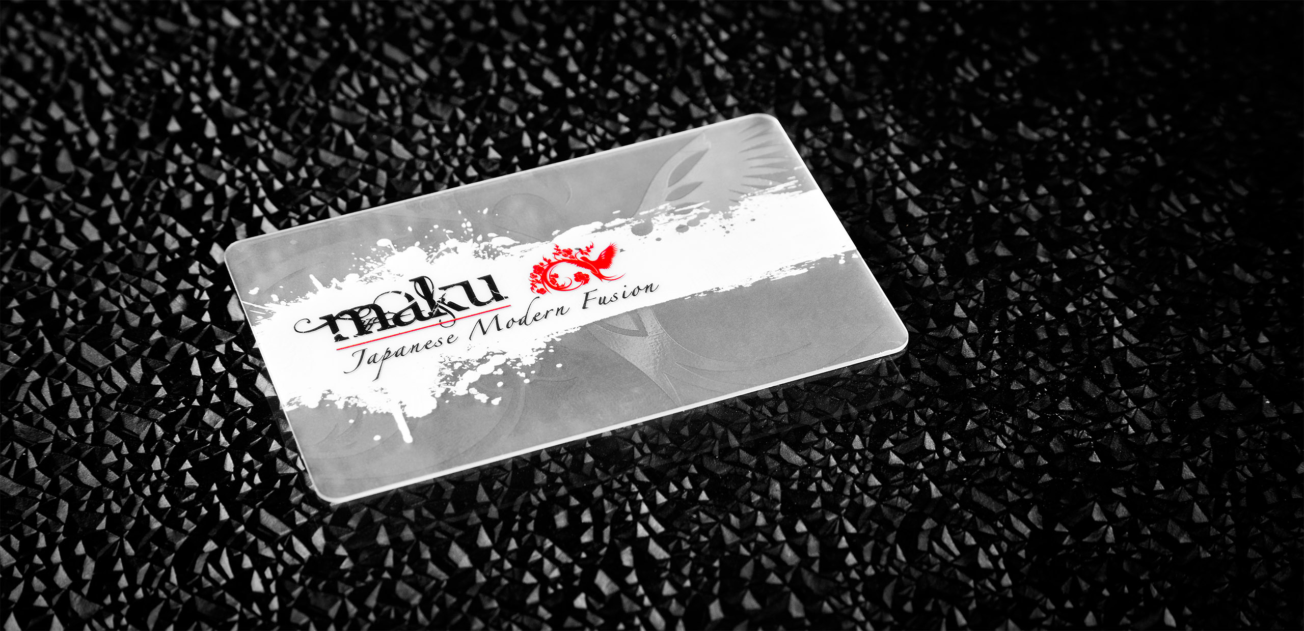 Custom online business card plastic card printing 4colorprint frosted plastic business cards red foil spot uv reheart