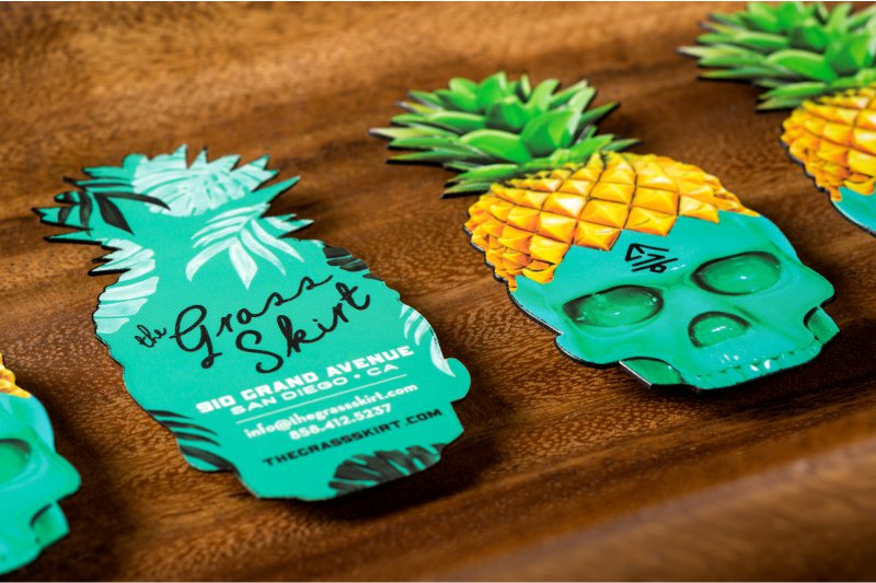 Die cut business cards give shape to your first impression thick suede business card with die cut shape colourmoves