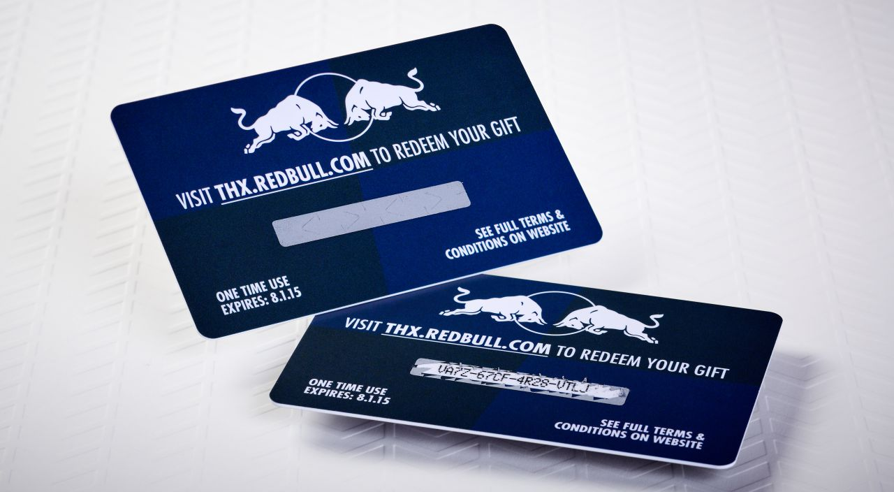 Custom Gift Cards Printing | 4ColorPrint