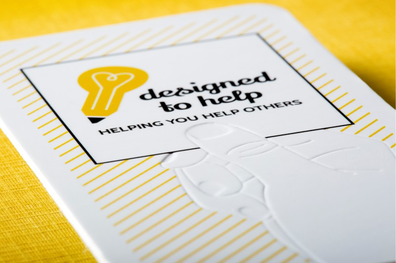 Embossed business cards raise the stakes with embossed silkcards ultra thick silk business cards with debossing colourmoves