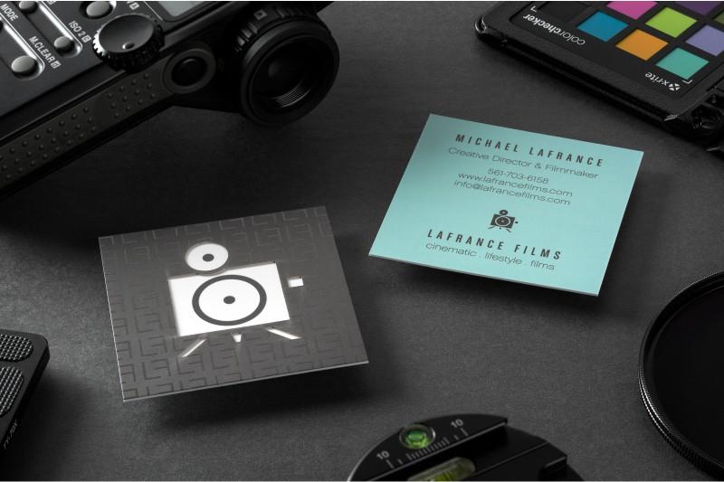 square busines cards