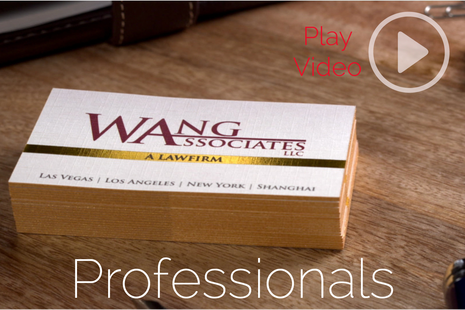 Professional\'s Business Cards For Lawyers & Business Brands ...