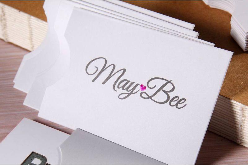 Gift card sleeve business card holder 4colorprint card sleeves card sleeves colourmoves