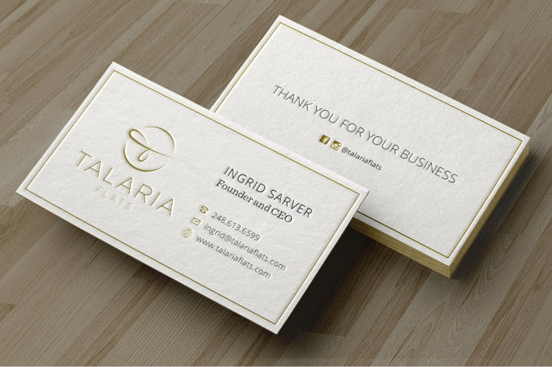 99 high impact custom design branding at its best for Most beautiful business cards