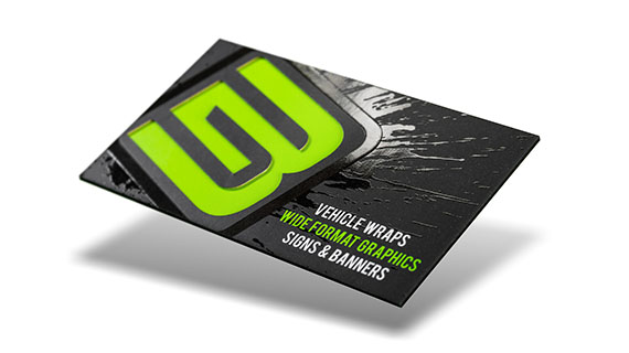 High quality business cards unmatched craftsmanship 4colorprint spot uv business cards reheart Choice Image