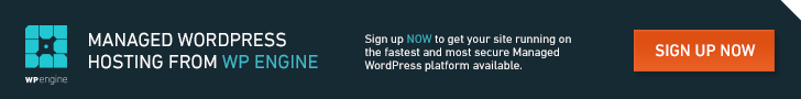 WP Engine - Managed WordPress Hosting