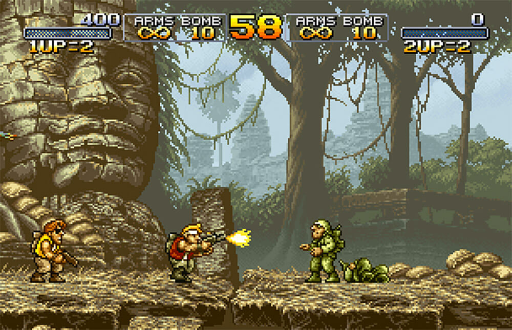 Metal Slug Game Image