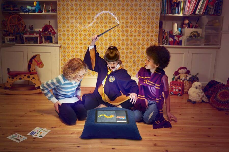 In The News: Coding Gets A Real-Life Magic Wand With Kano's Harry Potter Kit