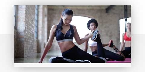 Yoga Instructor Astra Starter Site - Image gallery