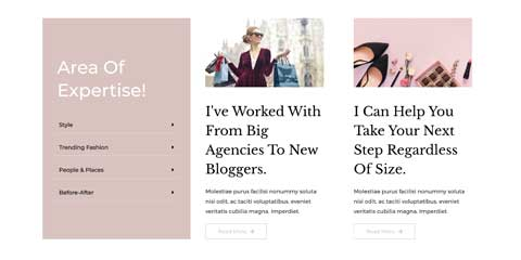 Fashion Blog Astra Elementor Starter Site - News & announcements blog