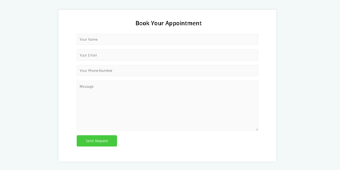 Dental Clinic Astra Starter Site - Online booking