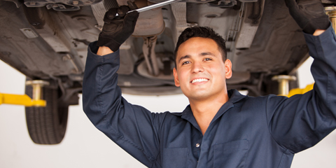 Car Repair Astra Starter Site - For service station owners